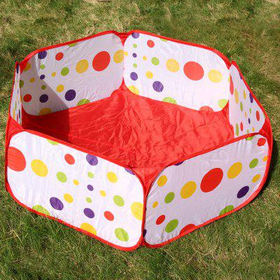 1.2M Foldable Ocean Ball Pit Pool Holder Playhut Fun Toy