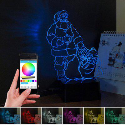 Smart 3D Desk Lamp Bluetooth 4.0 Speaker