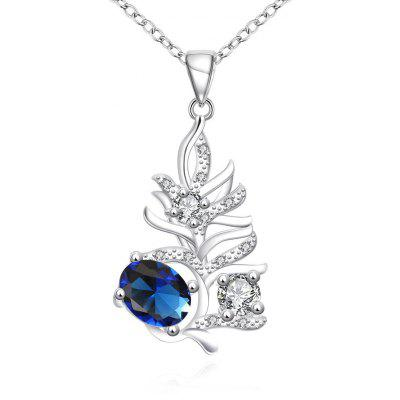 N113-A 925 Silver Plated Necklace Brand New Design Pendant Necklaces Jewelry for Women