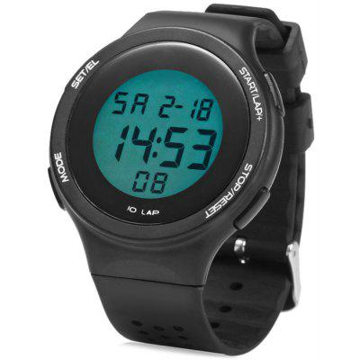 Masculino LED Sports Watch