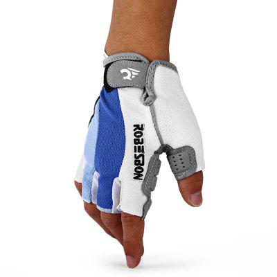 Robesbon Half Finger Cycling Bicycle Gloves