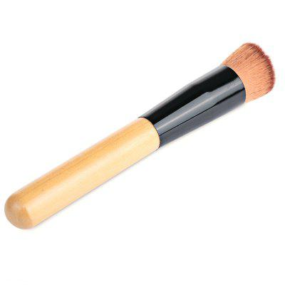 Professionelle Premium Geneigte Design Foundation Powder Make-up Pinsel