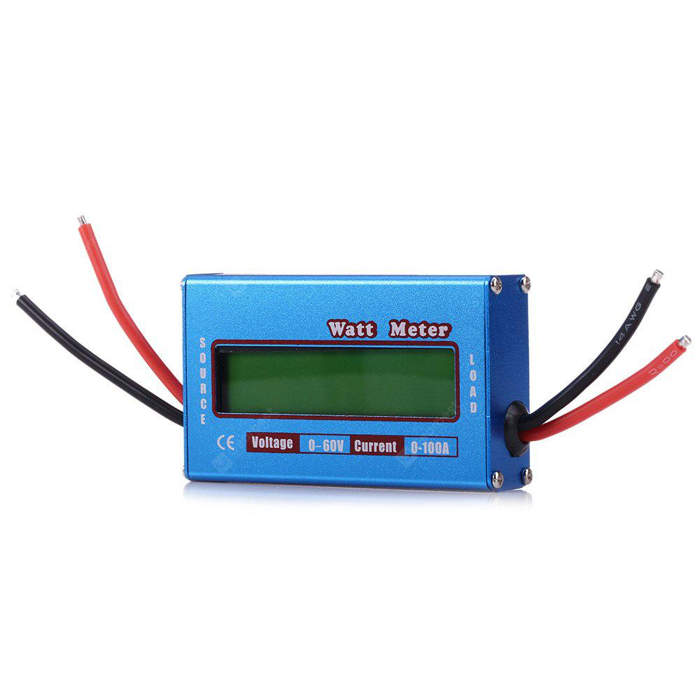 60v 100a Battery Balance Voltage Power Analyzer Watt Meter 843 The Usb Router Repeater Is Made From Durable Cnc Aluminum It39s Nearly Free Shipping