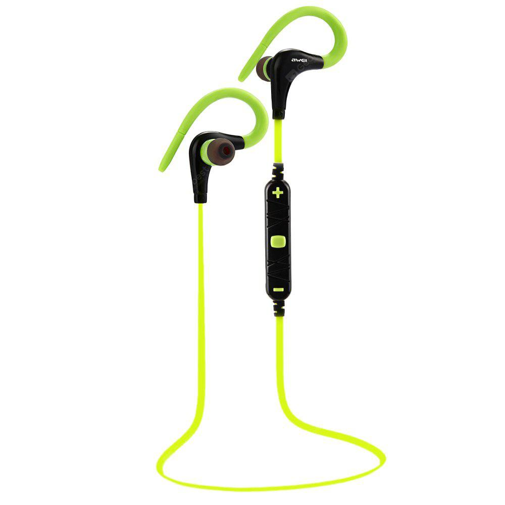 Awei A890BL Bluetooth 4.0 Wireless Sport Earphones
