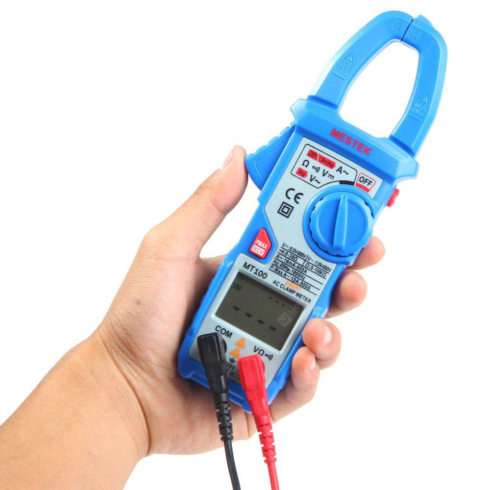MESTEK MT100 True RMS Digital Clamp Meter