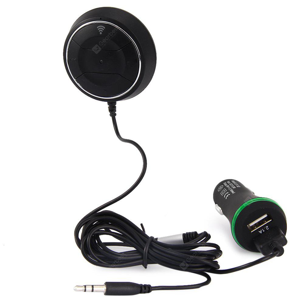 Image result for Bluetooth Hands-free Car Receiver Kit gearbest
