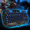 AULA NKRO Destroyer Gaming Mechanical Keyboard Red Switches - BLACK