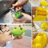 Maple Leaf Shaped Pocket Cup Silicone Made - GREEN