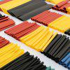 328PCS Polyolefin Heat Shrink Tube Sleeving Set photo