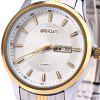 WeiQin W00120 Male Calendar Steel Quartz Watch with Luminous Pointers deal