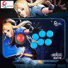 Betop USB Joystick Wired Game Controller for PC / PS3 - BLUE