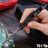 TS100 65W Digital OLED Programmable Soldering Iron - BLACK