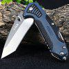 Sanrenmu 7094 STX-PIH-T4 Multi-function Folding Knife NAVY BLUE