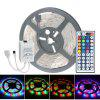 cheap HML 60 SMD 2835 / M 5M 24W RGB Strip Light + 44 Keys Controller