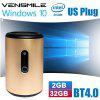 Vensmile i10 Mini PC - GOLDEN