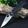 Ganzo G729-BK Axis Lock Folding Knife Pocket Clip - BLACK