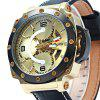 Oulm 3479 Men Automatic Mechanical Hollow-out Watch deal
