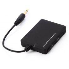 Wireless Bluetooth V2.1 Stereo Receiver with LED Indicator Light / 3.5mm Audio Input for iPhone iPad Android Tablet PC etc.