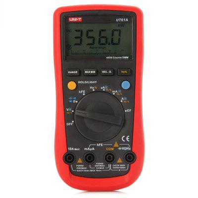 UNI-T UT61A LCD Digital Multimeter