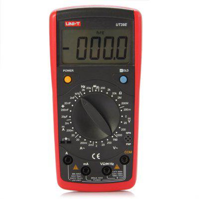 UNI-T UT39E LCD Digital Multimeter