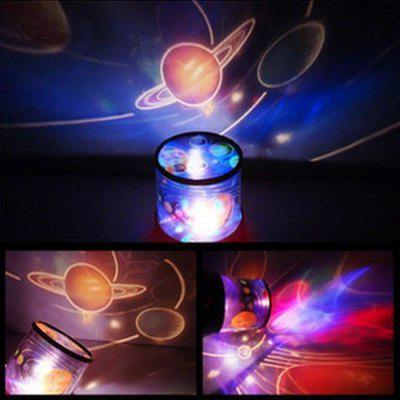 Universe Master LED Projector Lamp Night Light