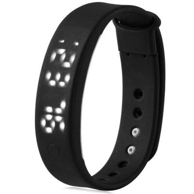 A6 Smart Wristband 3D Pedometer Sleep Monitor