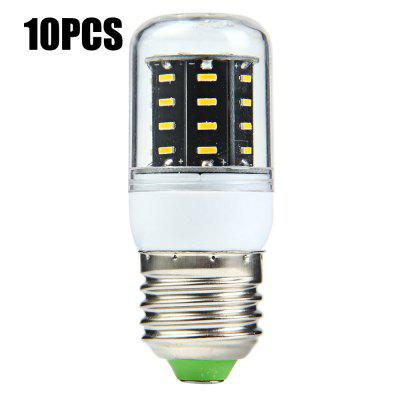 10 x 3W E27 300Lm SMD 4014 LED Corn Light
