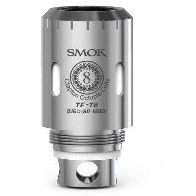 5pcs Original Smok TF-T8 0.16ohm Coil Head for TFV4 / TFV4 Mini