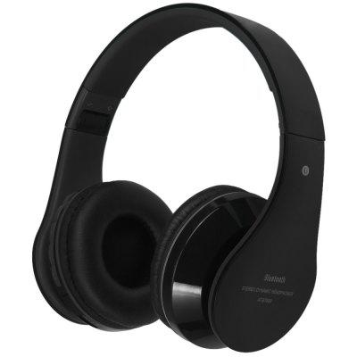 AT-BT809 Foldable Stereo Bluetooth Headphones WirelessStretchable