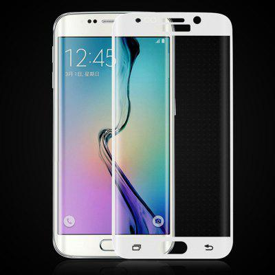 ENKAY Ultra-thin Tempered Glass Screen Protector with 9H Hardness 2.5D Arc Edge for Samsung S6 Edge G9250