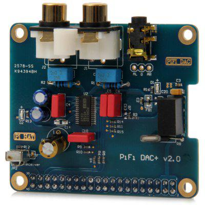 DAC+ Hi-Fi Audio Card Kit
