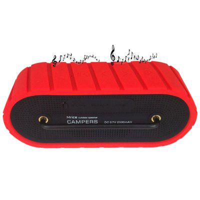 Mrice Campers 2.0 Bluetooth Wireless Portable Speaker