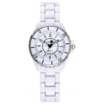 SINOBI 3730 Alloy Women Japan Quartz Watch