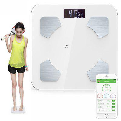 Smart Bluetooth 4.0 Fat Scales for BMI