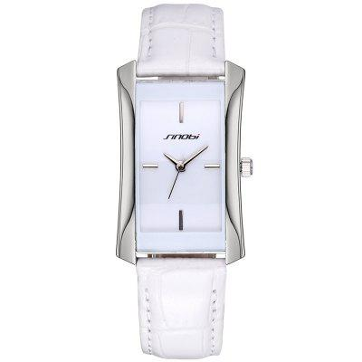 SINOBI 2685 Water Resistant Women Japan Quartz Watch