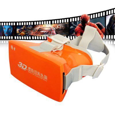 Arts Plastic VR 3D Video Glasses Headset
