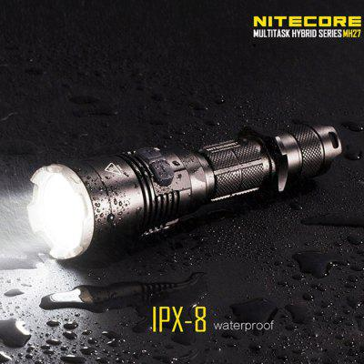 Nitecore MH27 Cree XPL Hi V3 1000Lm LED Flashlight