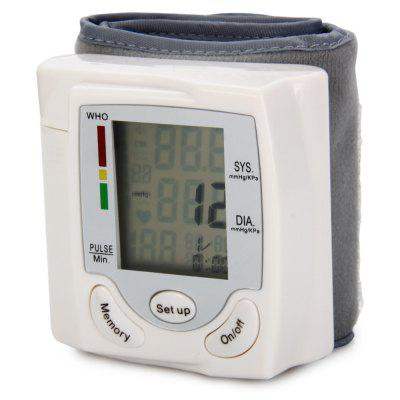 HQ-806 Wrist Blood Pressure Monitor