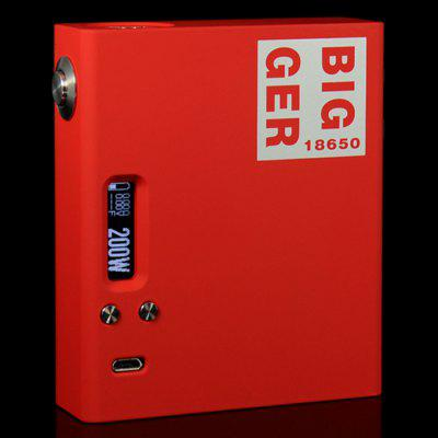 Original VapeCige Bigger 250W TC Box Mod