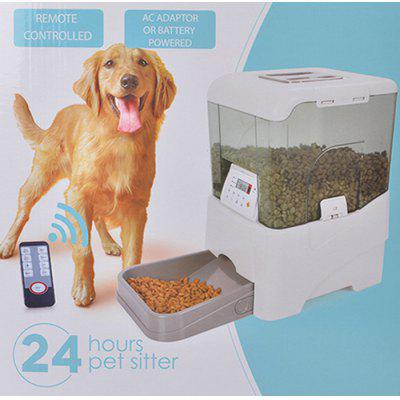Practical Automatic Pet Feeder
