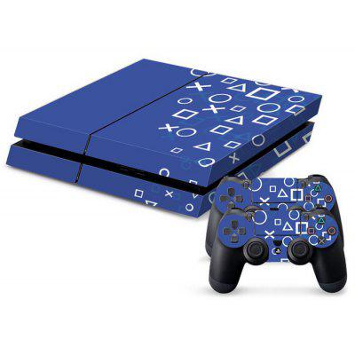 Protective Film Gamepad Sticker for PS4 Console