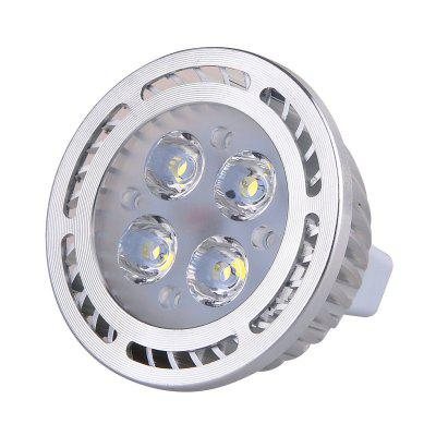 5PCS 6W MR16 720Lm COB LED Spot Bulb