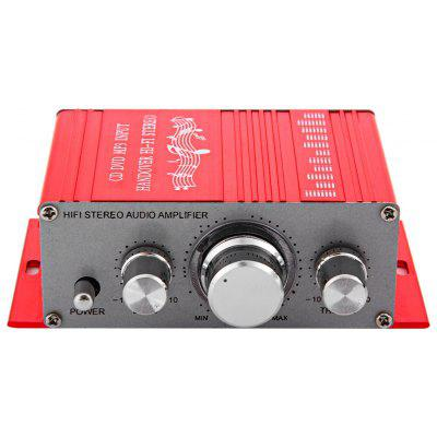HY - 2001 Hi-Fi Stereo Audio Amplifier
