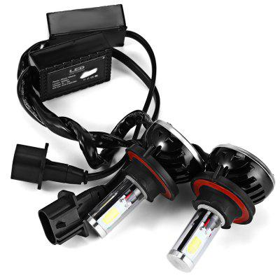 2 Set H13 Car LED Headlight