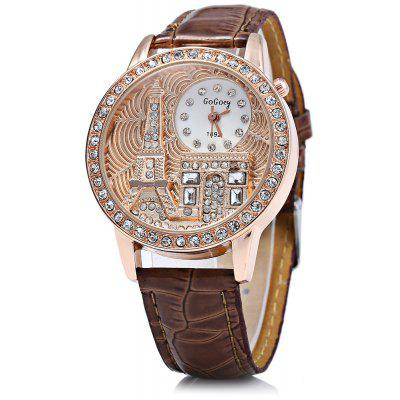 Gogoey 1892 Female Quartz Watch