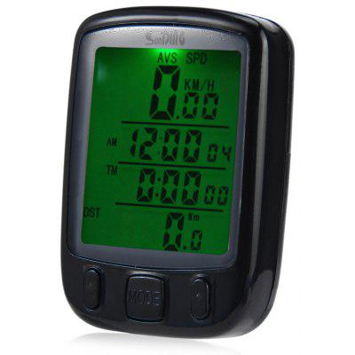 SD-563 Waterproof Bicycle Odometer Speedometer