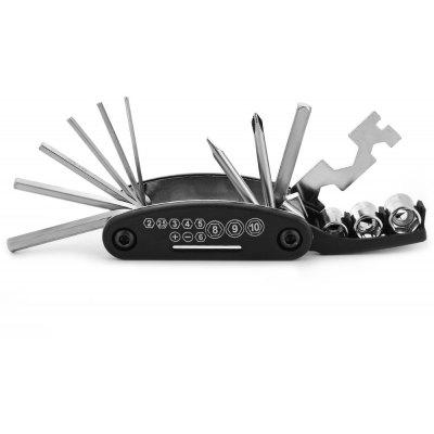15 in 1 Multi Bicycle Repair Tools Set