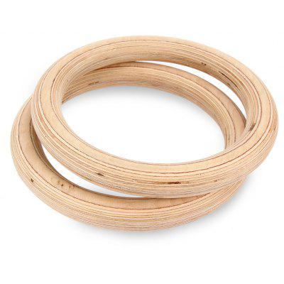 1 Pair Birch Rings