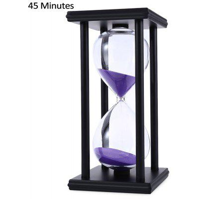 Hand-blown 45 Minutes Color Sand Sandglass