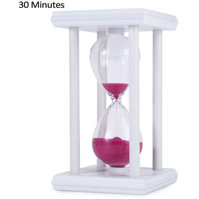 Hand-blown 30 Minutes Color Sand Sandglass